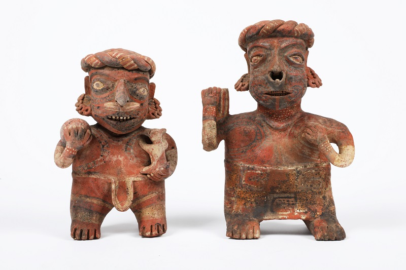 Pre-Columbian Ceramics from West Mexico's Shaft Tomb